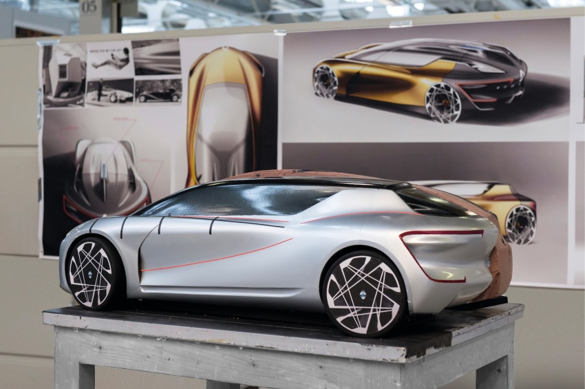 Renault SYMBIOZ concept – a car and house combo! Image #710654
