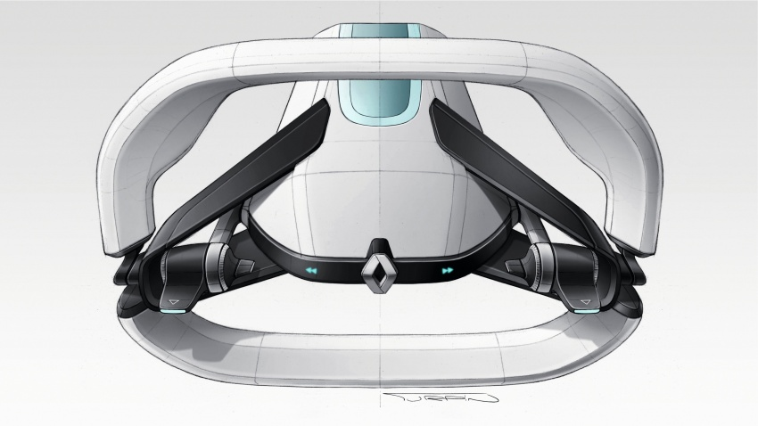 Renault SYMBIOZ concept – a car and house combo! Image #710622
