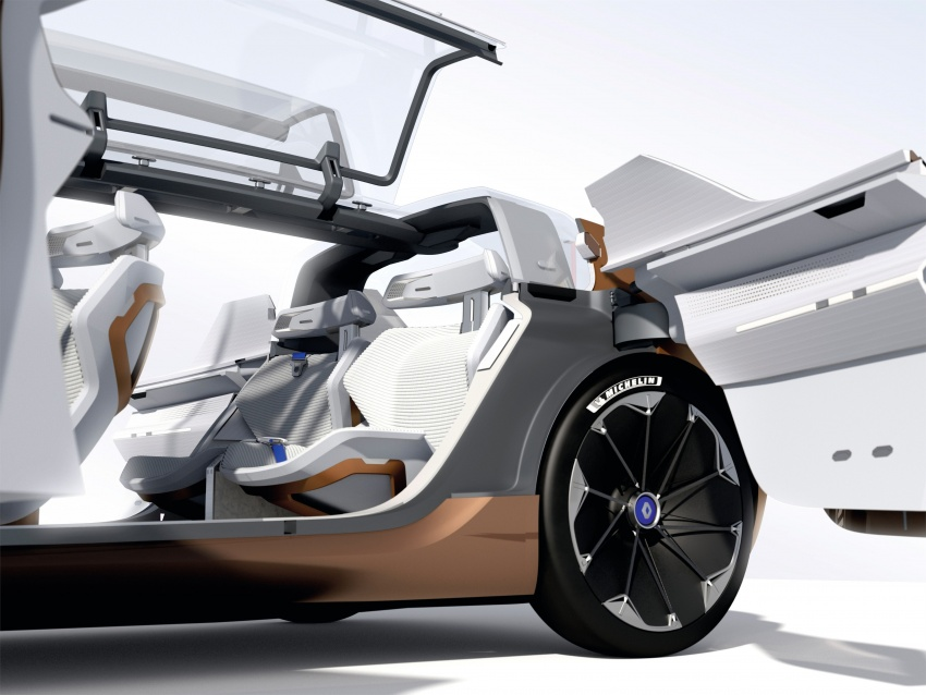 Renault SYMBIOZ concept – a car and house combo! Image #710698