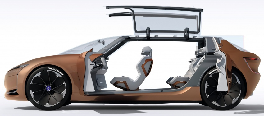 Renault SYMBIOZ concept – a car and house combo! Image #710700