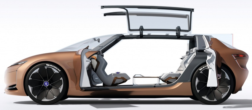 Renault SYMBIOZ concept – a car and house combo! Image #710701