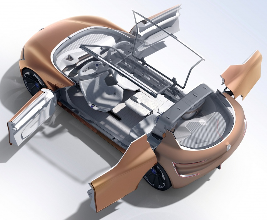 Renault SYMBIOZ concept – a car and house combo! Image #710703