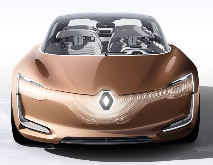 Renault SYMBIOZ concept – a car and house combo! Image #710704