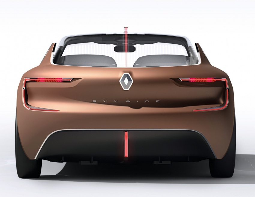 Renault SYMBIOZ concept – a car and house combo! Image #710705