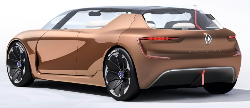 Renault SYMBIOZ concept – a car and house combo! Image #710706
