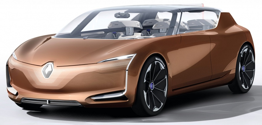 Renault SYMBIOZ concept – a car and house combo! Image #710709