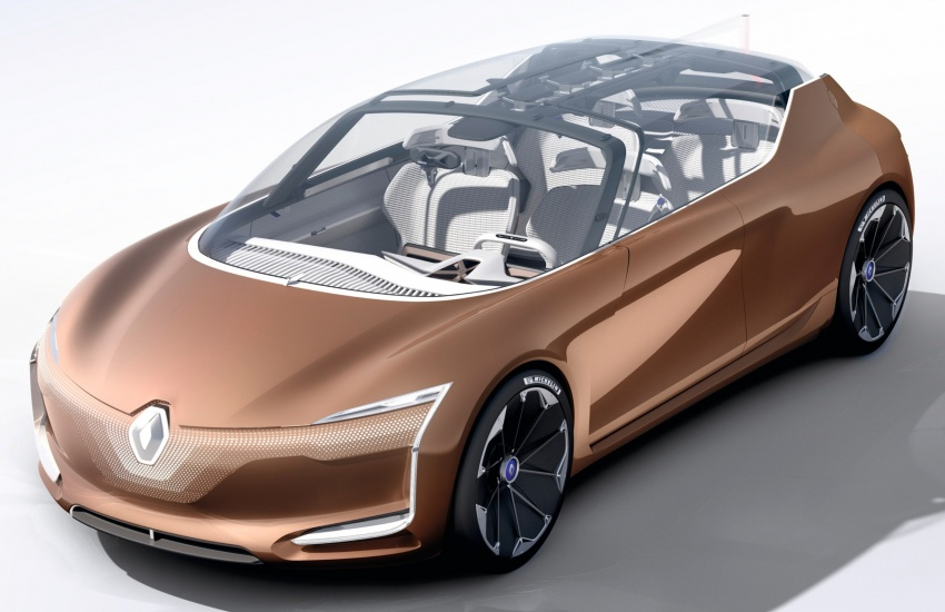 Renault SYMBIOZ concept – a car and house combo! Image #710710