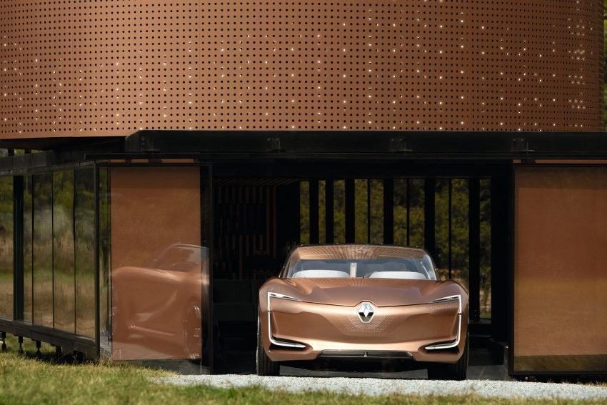 Renault SYMBIOZ concept – a car and house combo! Image #710713