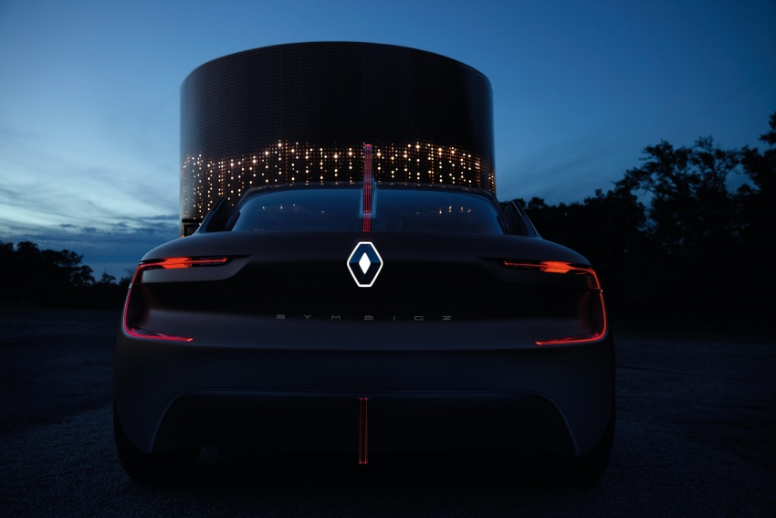 Renault SYMBIOZ concept – a car and house combo! Image #710717
