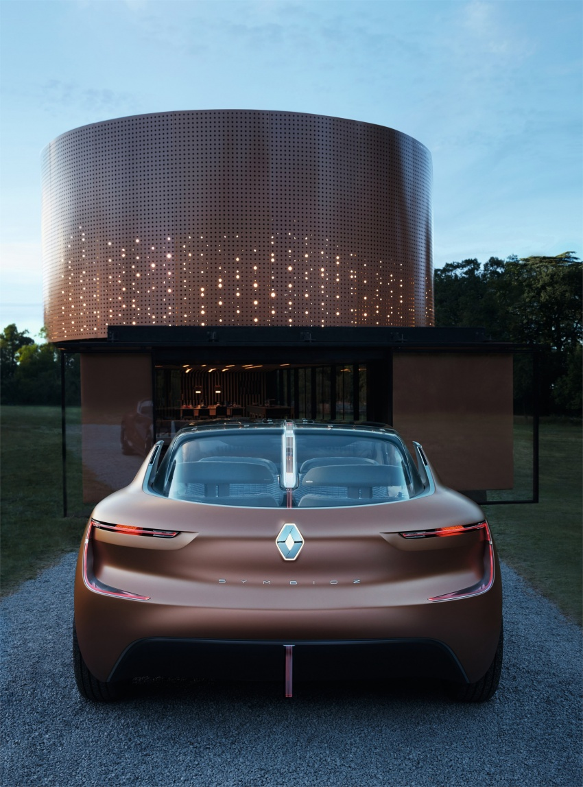 Renault SYMBIOZ concept – a car and house combo! Image #710718