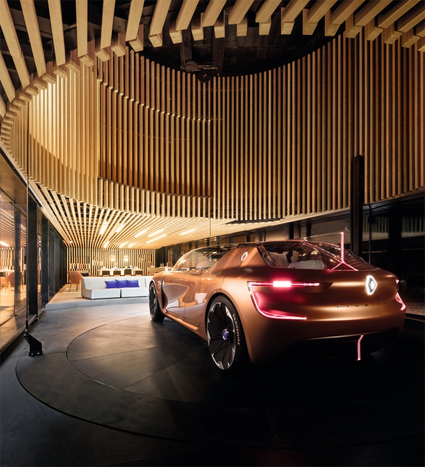 Renault SYMBIOZ concept – a car and house combo! Image #710721