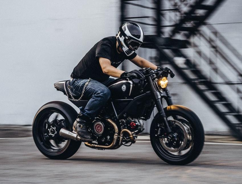 "2017 Rough Crafts Ducati Scrambler – ""Jab Launcher"" Image #712810"