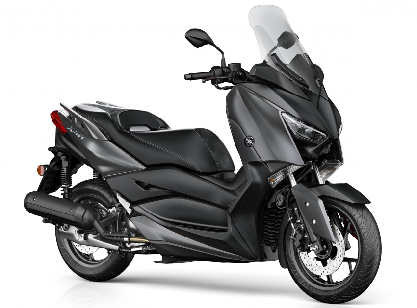 2018 Yamaha X-Max 125 scooter released in Europe Image #709925
