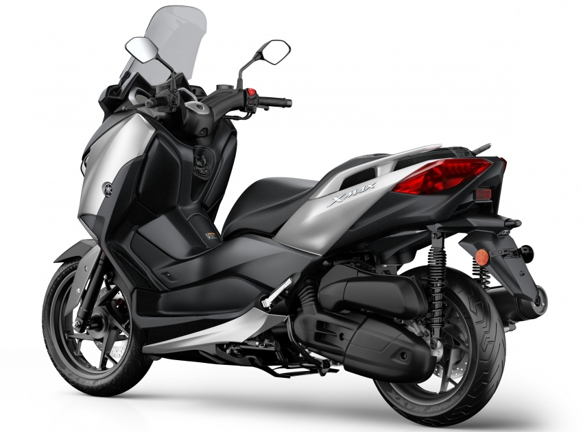 2018 Yamaha X-Max 125 scooter released in Europe Image #709933