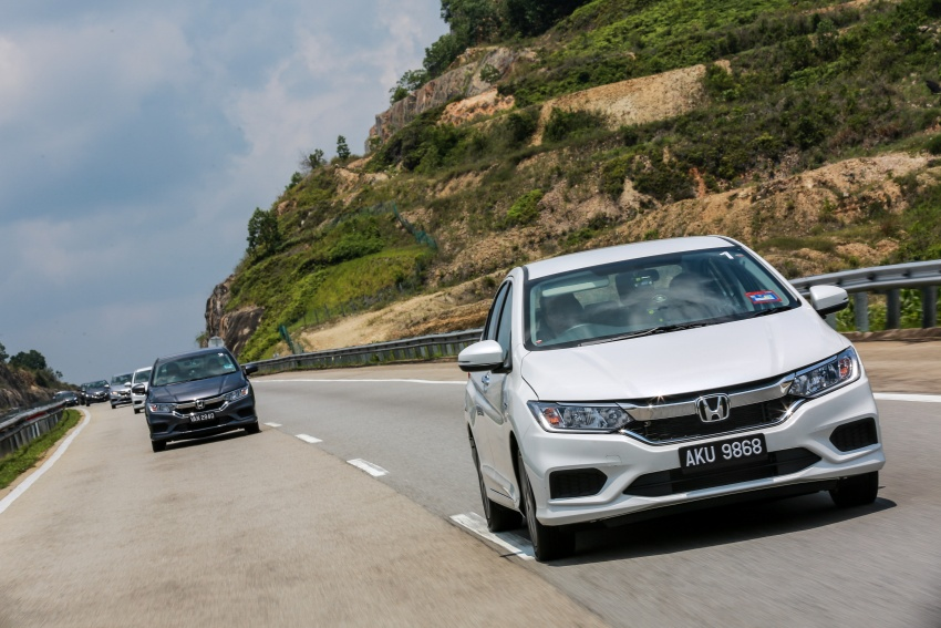 PANDU UJI: Honda City Sport Hybrid i-DCD – prestasi lebih mengujakan dari model petrol konvensional? Image #711587