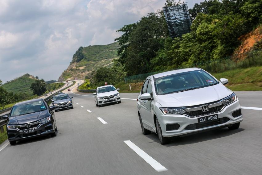 PANDU UJI: Honda City Sport Hybrid i-DCD – prestasi lebih mengujakan dari model petrol konvensional? Image #711588