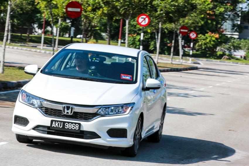 PANDU UJI: Honda City Sport Hybrid i-DCD – prestasi lebih mengujakan dari model petrol konvensional? Image #711591