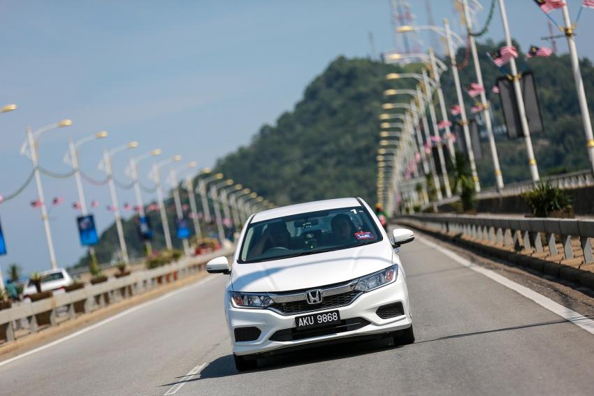 PANDU UJI: Honda City Sport Hybrid i-DCD – prestasi lebih mengujakan dari model petrol konvensional? Image #711578