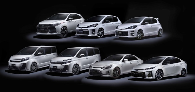 Toyota Launches New Gr Brand In Japan With Sportier Models Yaris