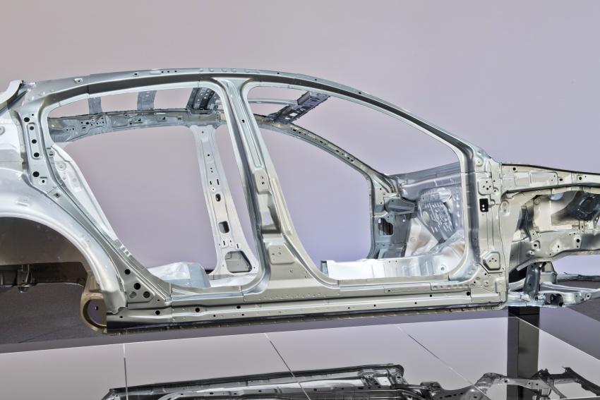 Mazda releases more details of new SkyActiv-X engine with compression ignition, next-gen Mazda 3 platform Image #707118