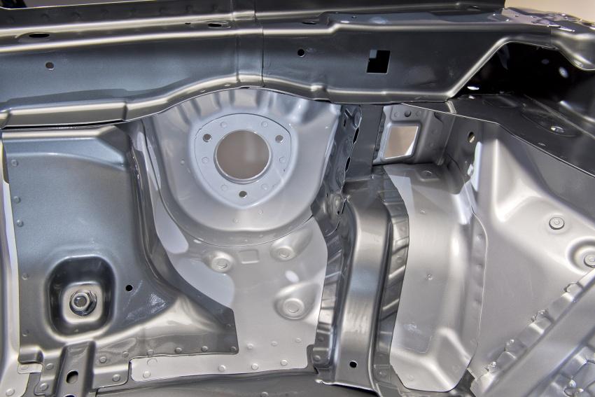 Mazda releases more details of new SkyActiv-X engine with compression ignition, next-gen Mazda 3 platform Image #707119