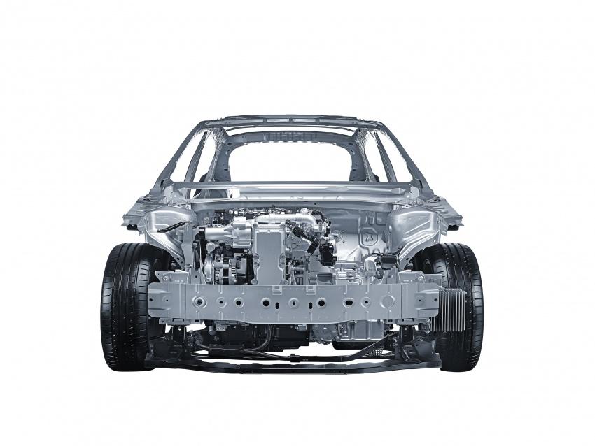 Mazda releases more details of new SkyActiv-X engine with compression ignition, next-gen Mazda 3 platform Image #707108