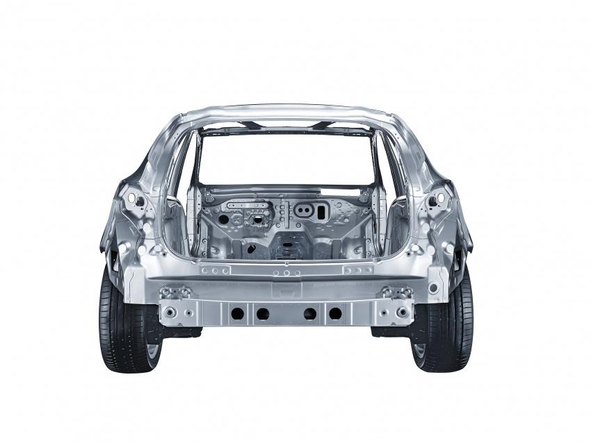 Mazda releases more details of new SkyActiv-X engine with compression ignition, next-gen Mazda 3 platform Image #707109