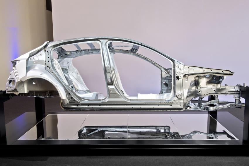 Mazda releases more details of new SkyActiv-X engine with compression ignition, next-gen Mazda 3 platform Image #707111