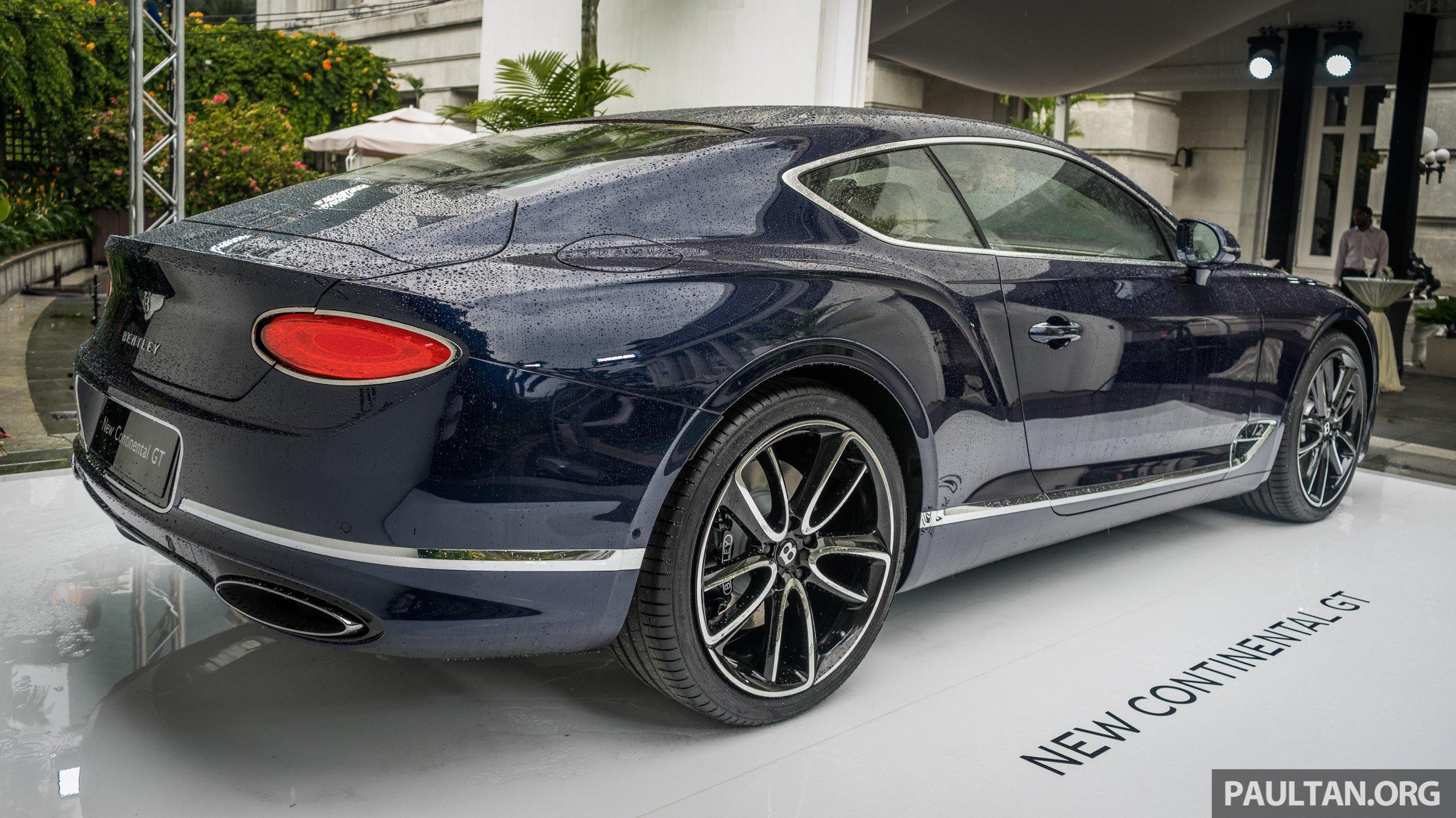Bentley Continental Gt Price New | Autos Post