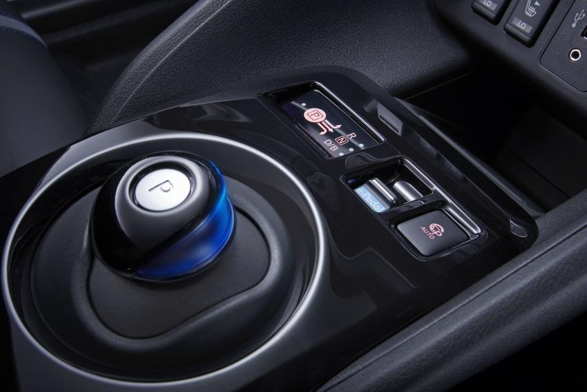 Nissan Leaf 2018 punya lebih teknologi dan bergaya Image #706457