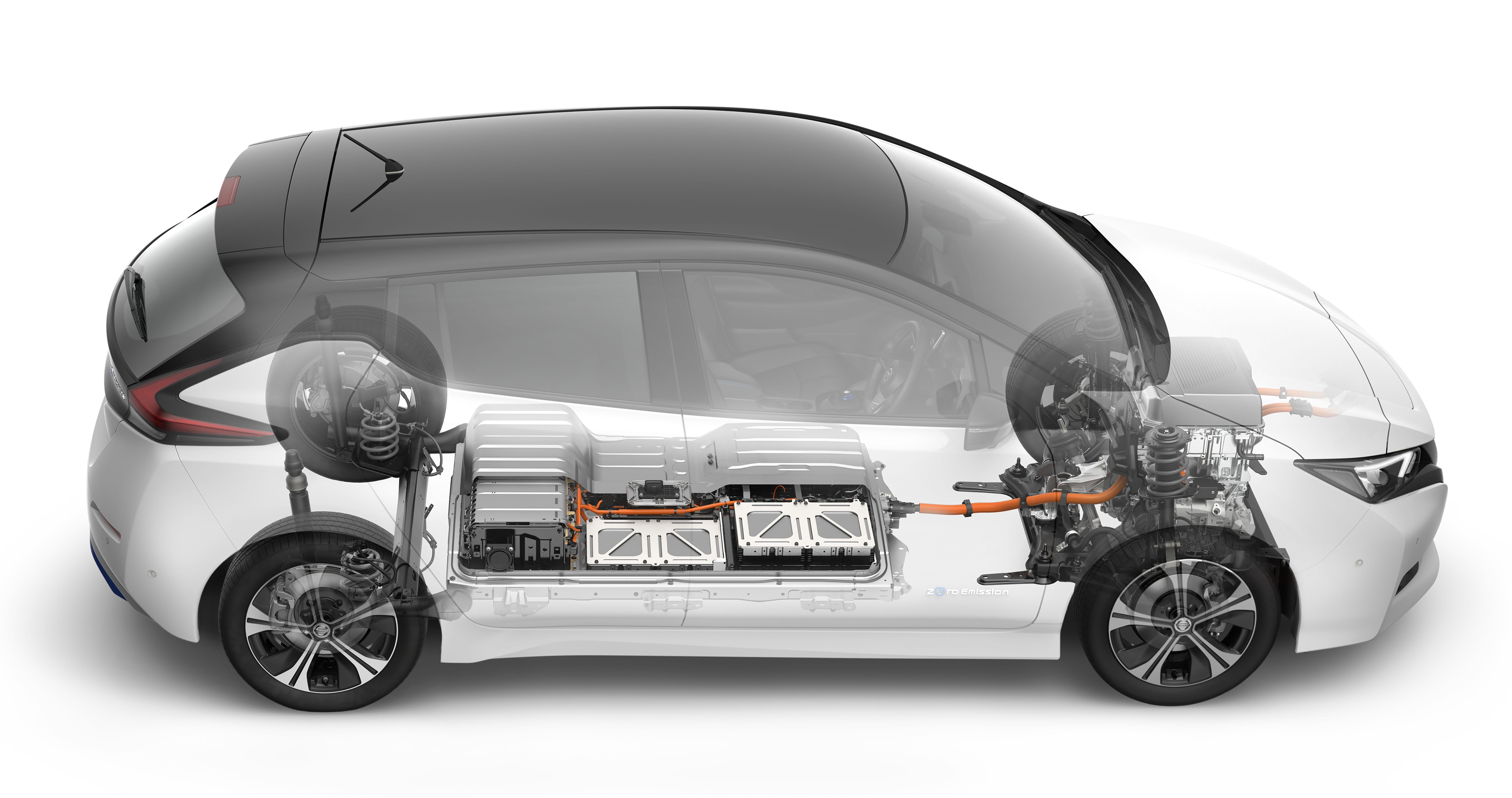 Toyota, Nissan, Honda, battery makers and Japan gov't to