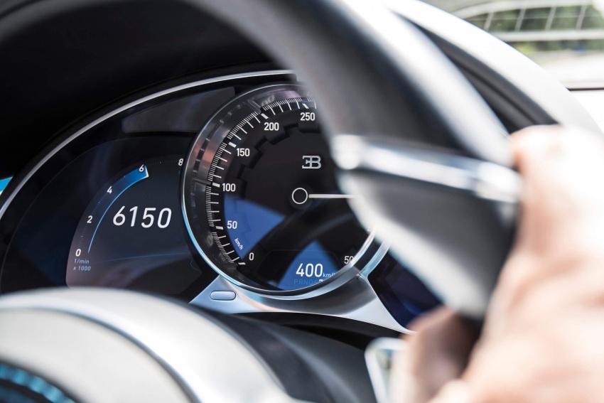 VIDEO: Bugatti Chiron – 0-400-0 km/h in 42 seconds! Image #708352