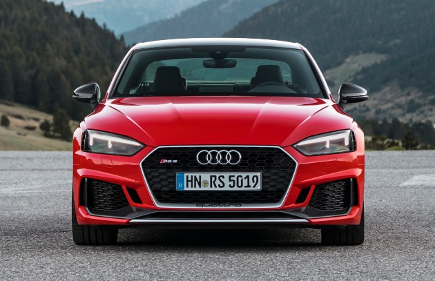 Audi Sport To Add At Least Five New Rs Models By 2020