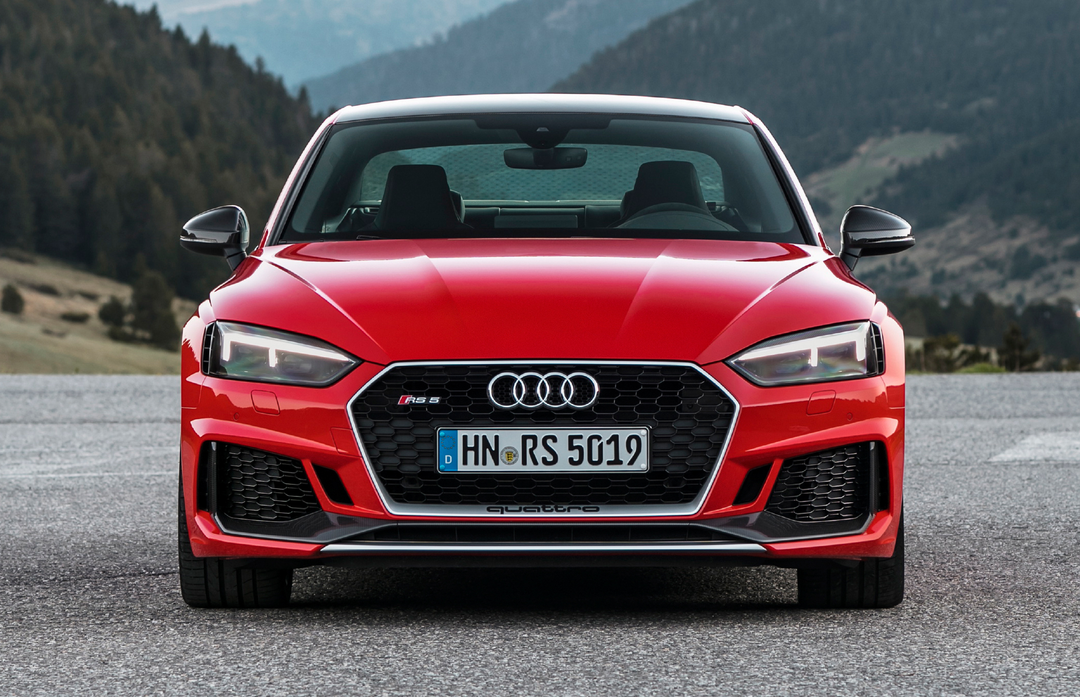 Avant Loan Reviews >> Audi RS4 Avant and RS5 Coupe get Carbon Editions