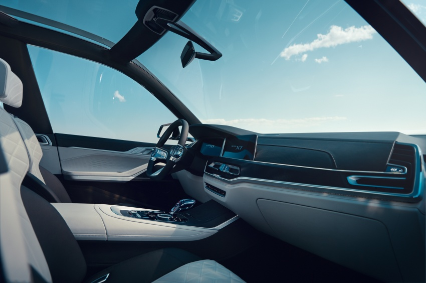 BMW Concept X7 iPerformance previews flagship SUV – production plug-in hybrid X7 to debut in 2018 Image #707756