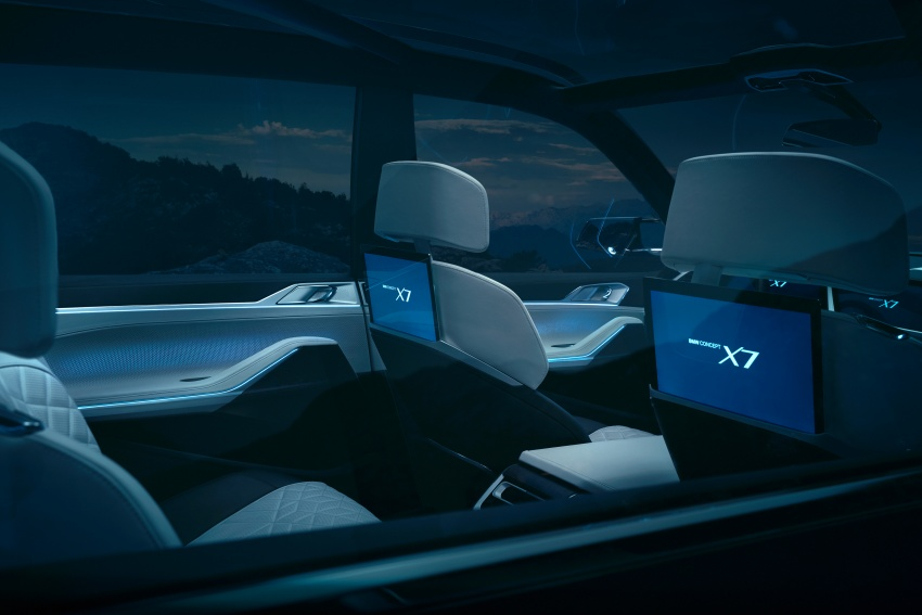 BMW Concept X7 iPerformance previews flagship SUV – production plug-in hybrid X7 to debut in 2018 Image #707758