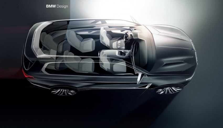 BMW Concept X7 iPerformance previews flagship SUV – production plug-in hybrid X7 to debut in 2018 Image #707769