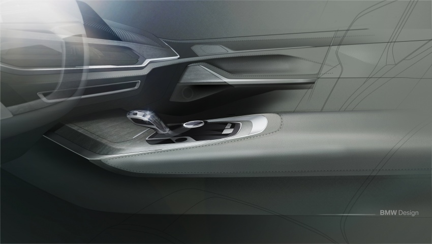 BMW Concept X7 iPerformance previews flagship SUV – production plug-in hybrid X7 to debut in 2018 Image #707770