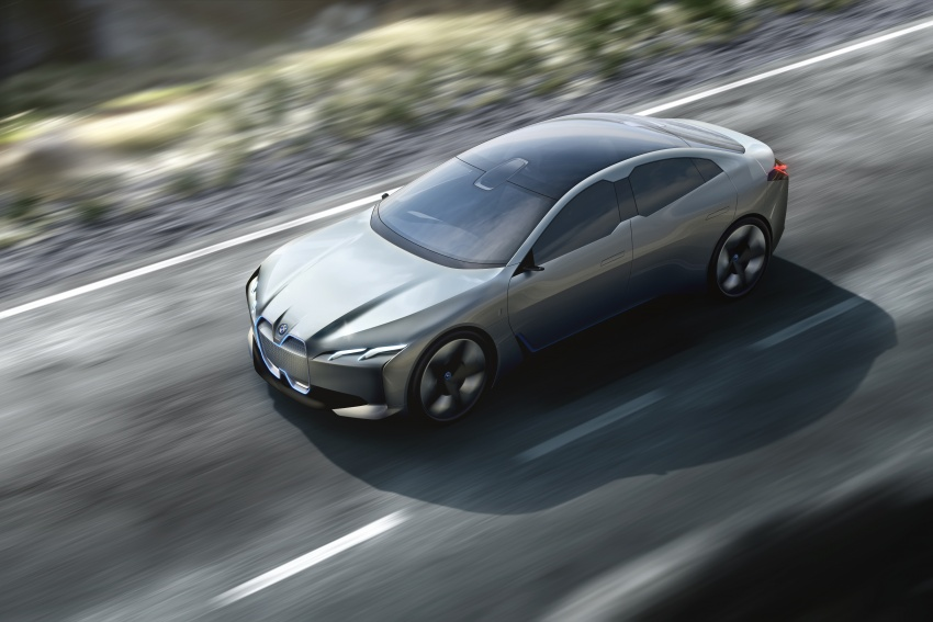 BMW i Vision Dynamics makes debut in Frankfurt – previews new model positioned between i3 and i8 Image #709113