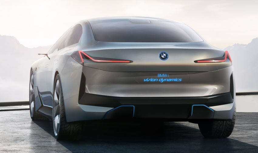 BMW i Vision Dynamics makes debut in Frankfurt – previews new model positioned between i3 and i8 Image #709114