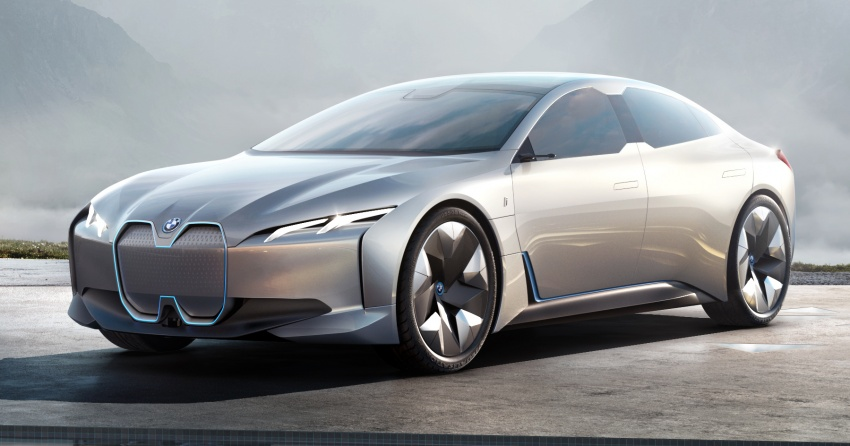BMW i Vision Dynamics makes debut in Frankfurt – previews new model positioned between i3 and i8 Image #709115