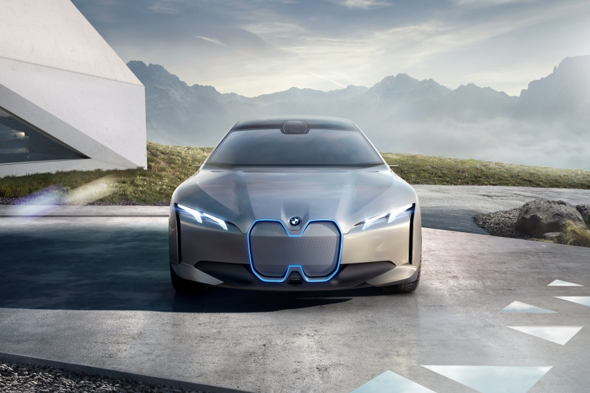BMW i Vision Dynamics makes debut in Frankfurt – previews new model positioned between i3 and i8 Image #709116