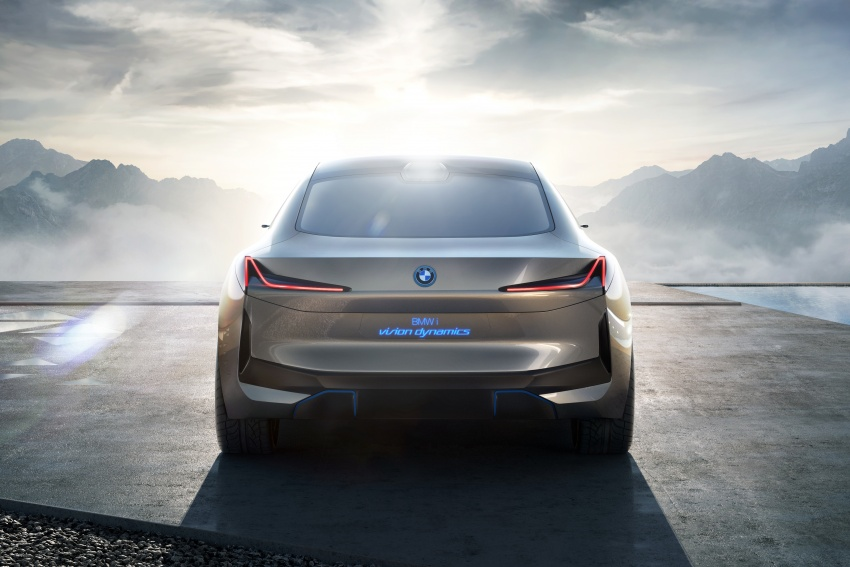 BMW i Vision Dynamics makes debut in Frankfurt – previews new model positioned between i3 and i8 Image #709117