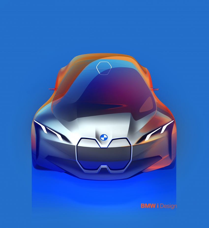 BMW i Vision Dynamics makes debut in Frankfurt – previews new model positioned between i3 and i8 Image #709122