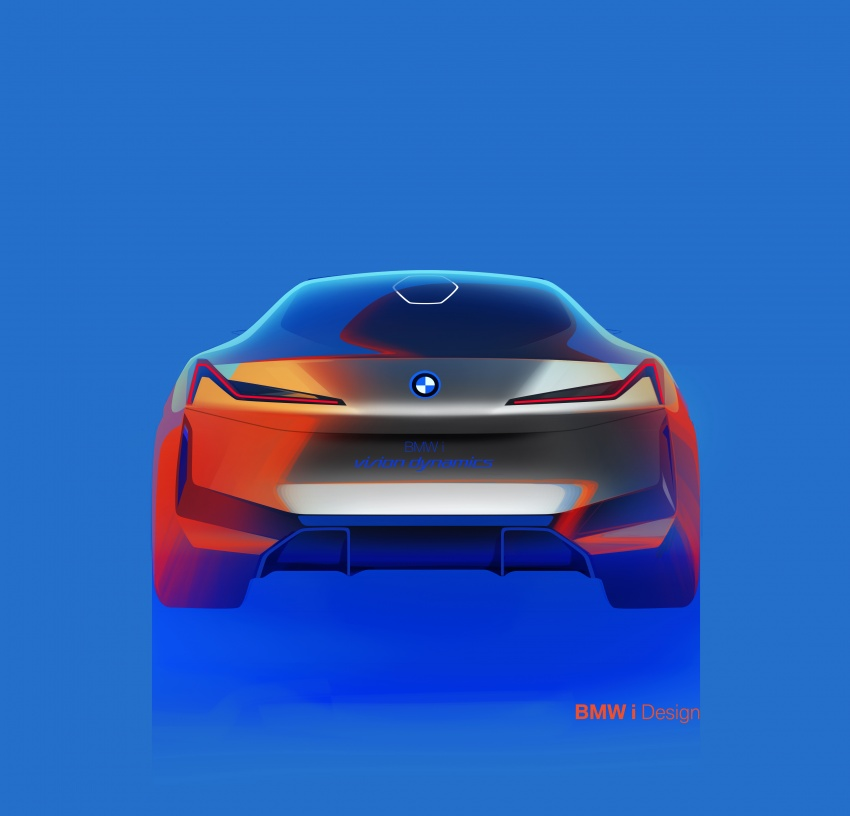 BMW i Vision Dynamics makes debut in Frankfurt – previews new model positioned between i3 and i8 Image #709123