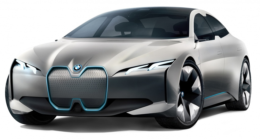 BMW i Vision Dynamics makes debut in Frankfurt – previews new model positioned between i3 and i8 Image #709125