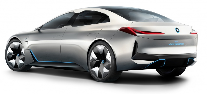 BMW i Vision Dynamics makes debut in Frankfurt – previews new model positioned between i3 and i8 Image #709126