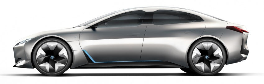 BMW i Vision Dynamics makes debut in Frankfurt – previews new model positioned between i3 and i8 Image #709127