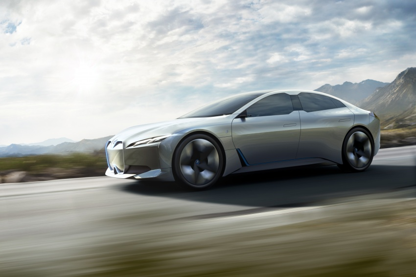 BMW i Vision Dynamics makes debut in Frankfurt – previews new model positioned between i3 and i8 Image #709112