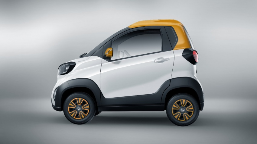 Baojun E100 – GM's tiny RM23k, 155 km EV for China Image #715610